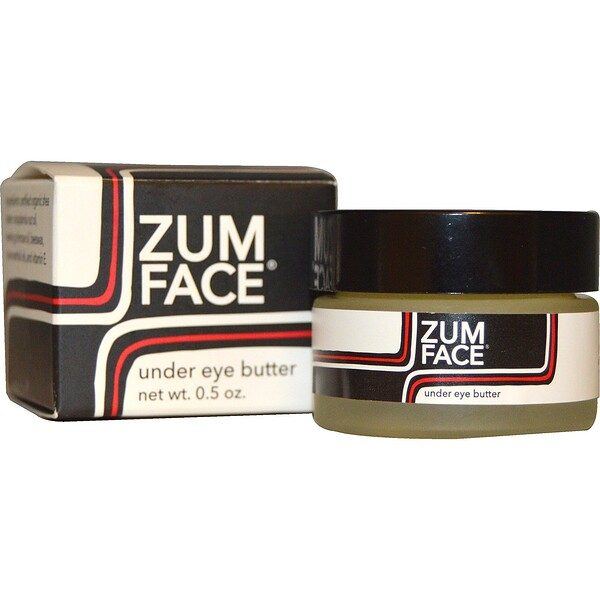 Zum Face, Under Eye Butter, 0.5 oz
