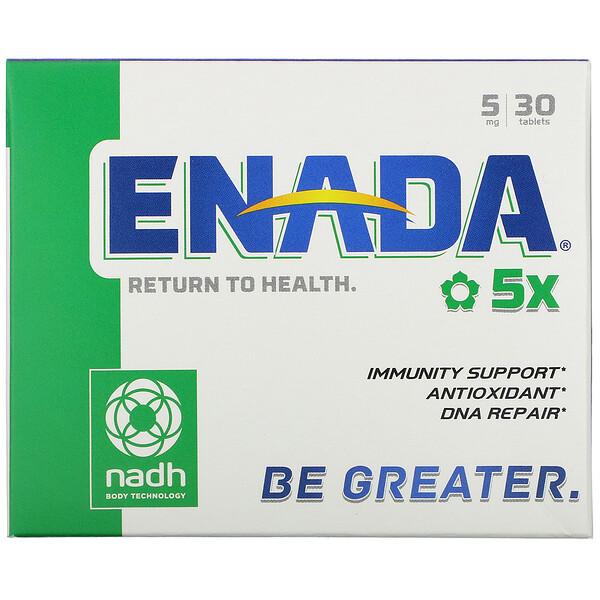 ENADA, 5x, 5 mg, 30 Tablets