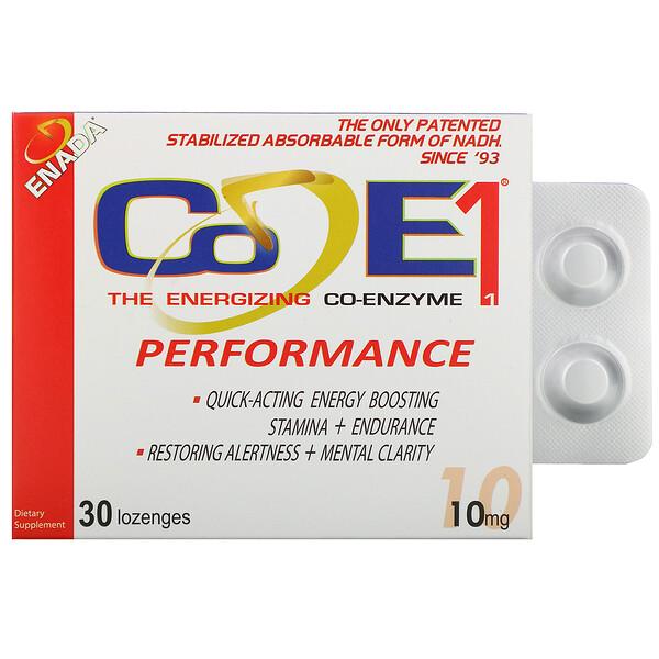 10x, 10 mg, 30 Lozenges
