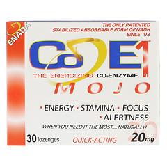 ENADA, The Energizing Co-Enzyme, Mojo, 20 mg, 30 Lozenges