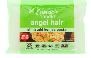 Miracle Noodle, Angel Hair, Shirataki Konjac Pasta, 7 oz (200 g)