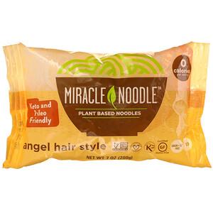 Миракле Ноодле, Angel Hair Style, 7 oz (200 g) отзывы
