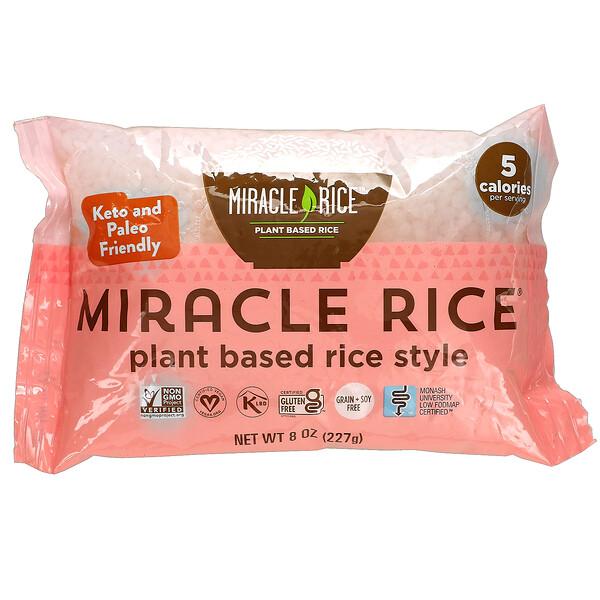 Miracle Rice, 8 oz (227 g)
