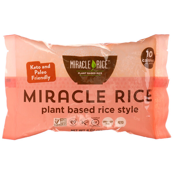 Arroz Milagroso Miracle Rice™, 8 oz (227 g)