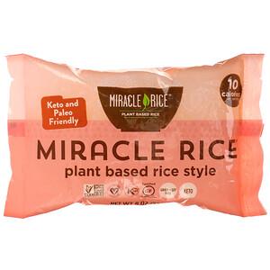 Миракле Ноодле, Miracle Rice, 8 oz (227 g) отзывы покупателей