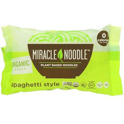 Купить Miracle Noodle Органические спагетти, 200г (7унций)
