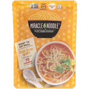 Миракле Ноодле, Ready-to-Eat Meal, Thai Tom Yum, 9.9 oz (280 g) отзывы