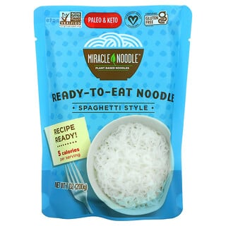 Miracle Noodle, Ready-to-Eat Noodle, Spaghetti Style, 7 oz (200 g)