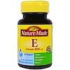 Nature Made, Vitamin E, 400 IU, 100 Liquid Softgels