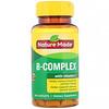 Nature Made, B-Complex con Vitamina C, 100 comprimidos