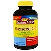 Nature Made, Flaxseed Oil, 1000 mg, 180 Softgels