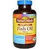 Nature Made, 생선 오일, 버프-리스, 1200 mg, 200 액상 소프트 젤