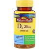 Nature Made, Vitamin D3, 1000 IU, 90 + 10 Liquid Softgels