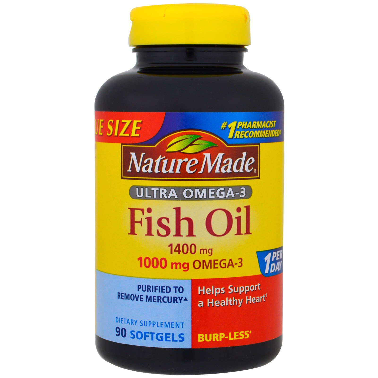 Nature made ultra omega 3 fish oil 1400 mg 90 for What is omega 3 fish oil good for