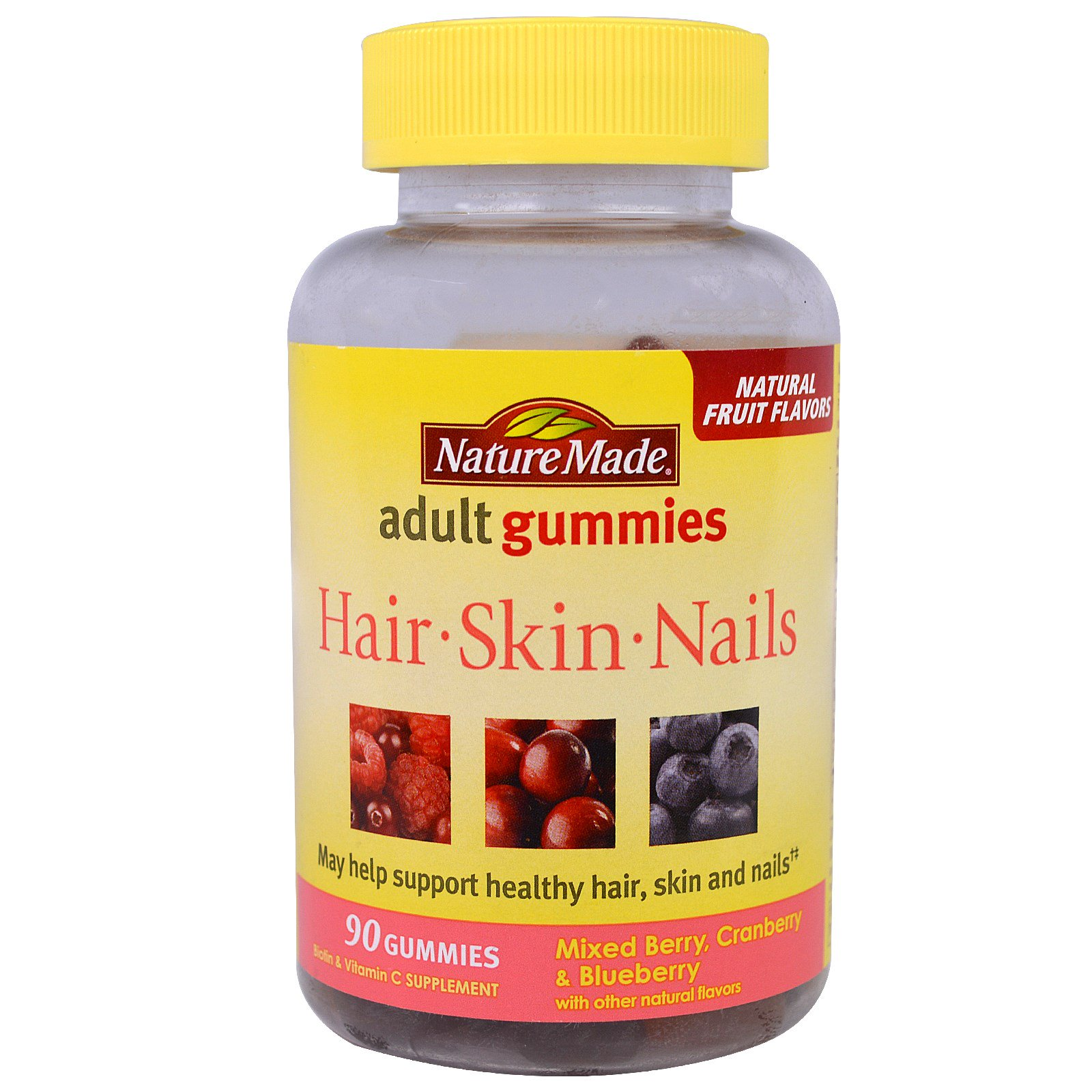 Nature Made Hair Skin Nails Gummies Reviews