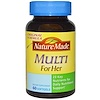Nature Made, Multi For Her, 60 Softgels