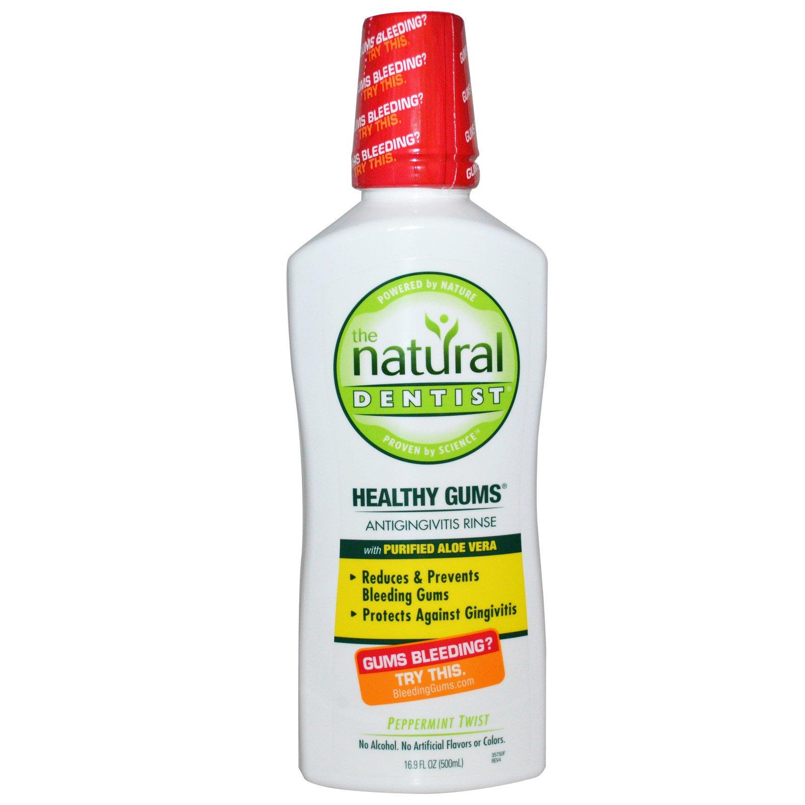 Natural dentist mouthwash rebate