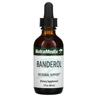 NutraMedix, Banderol, Microbial Support, 2 fl oz ( 60 ml)