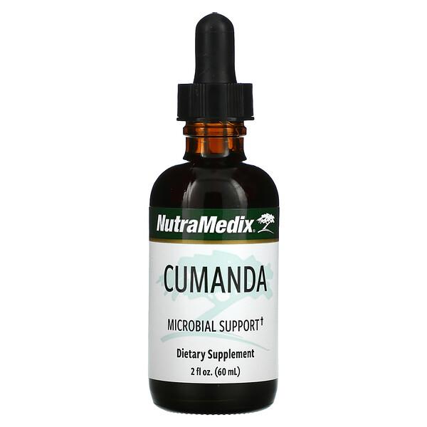 Cumanda, Microbial Support,  2 fl oz ( 60 ml)