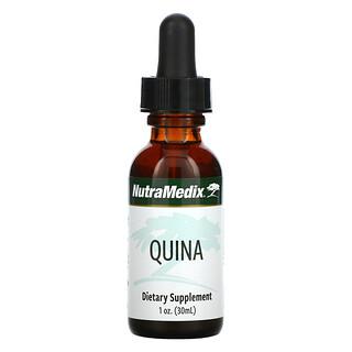 NutraMedix, Quina, 1 oz (30 ml)