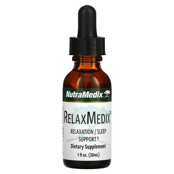 NutraMedix, RelaxMedix, Relaxation/Sleep Support, 1 fl oz ( 30 ml)