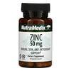 NutraMedix, Zinc, Immune, Skin, and Antioxidant Support, 50 mg, 60 Vegetarian Capsules