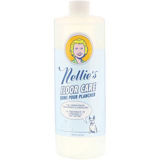 Nellie's, Floor Care, Lemongrass, 25 fl oz (740 ml)