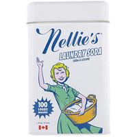 Сода для стирки, 100 загрузок, 3,3 фунта (1,5 кг) - фото