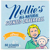 Nellie's, Scented Dryerball, Citrus, 1 Dryerball