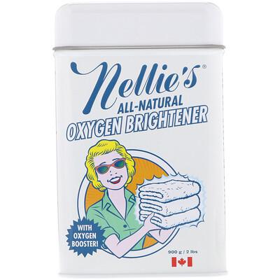 All-Natural, кислородный отбеливатель, 2 фунта (900 г)