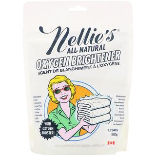 Nellie's, All-Natural, Oxygen Brightener, 1.764 lbs (800 g)