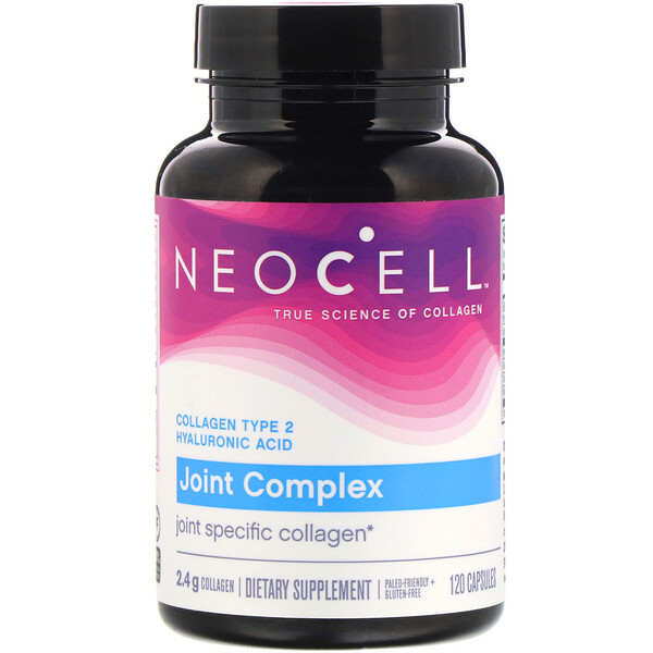 Collagen Type 2 Joint Complex, 120 Capsules