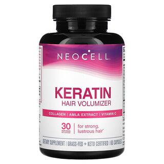 Neocell, Volumateur capillaire à la kératine, 60capsules