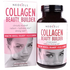 Neocell, Collagen Beauty Builder, 150 Tabletas