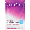 Neocell, Collagen Protein Peptides, Unflavored, .71 oz (20 g)