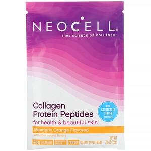 Нэосэлл, Collagen Protein Peptides, Mandarin Orange, .78 oz (22 g) отзывы покупателей