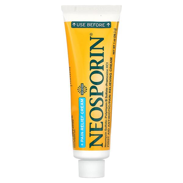 Pain Relief Cream, 1 oz (28.3 g)