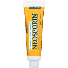 Neosporin, Multi-Action, Pain Itch Scar Ointment, 1.0 oz (28.3 g)