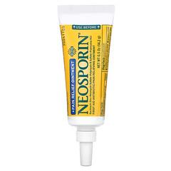 Neosporin, 雙重效果 + 疼痛舒緩膏,0.5 盎司(14.2 克)