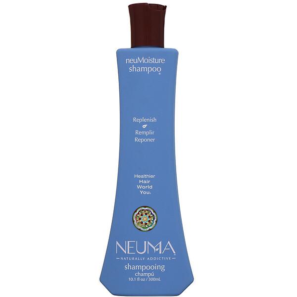 neuMoisture Shampoo, Repor, 300ml (10,1floz)