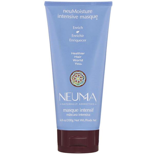Neuma, ماسك neuMoisture Intensive لتغذية الشعر، 6.8 أونصة (200 جم)