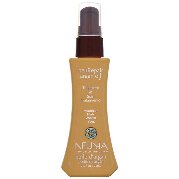 neuRepair Argan Oil Treatment, Tratamiento con aceite de argán, 75 ml (2,5 oz. líq.)