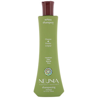 Neuma, reNeu Shampoo, Cleanse, 10.1 fl oz (300 ml)