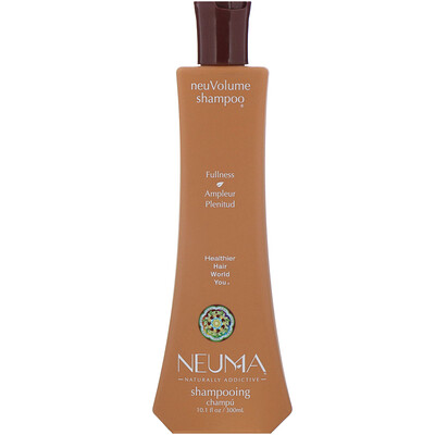 Neuma neuVolume Shampoo, шампунь, густота, 300мл (10, 1жидк.унций)  - купить со скидкой