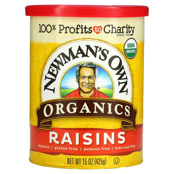 Organics, Raisins, 15 oz (425 g)