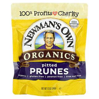 Newman's Own Organics, Organics, Pitted Prunes, 12 oz (340 g)