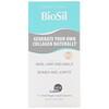 BioSil by Natural Factors, Улучшенный источник коллагена, 60 небольших вегетарианских капсул, заполненных жидкостью