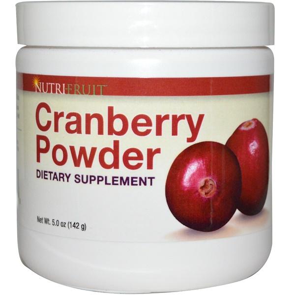 Nutri-Fruit, Cranberry Powder, 5.0 oz (142 g) (Discontinued Item)