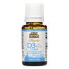 Natural Factors, Vitamin D3 Drops for Kids, Unflavored, 10 mcg (400 IU), 0.5 fl oz (15 ml)