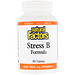 Stress B Formula, Plus 1000 mg Vitamin C, 90 Tablets - изображение